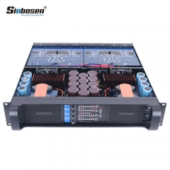 3900 UF 200V Capacitor Fp22000q / Fp20000q Professional 4 Channel 10000 Watt Power Amplifier